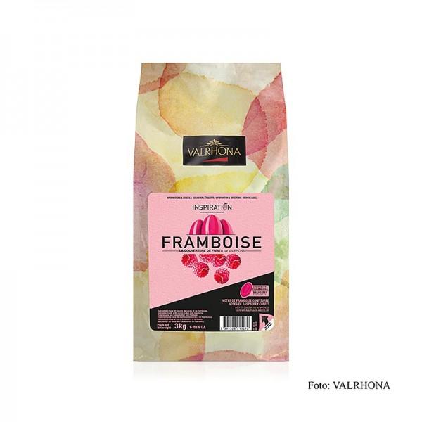 Valrhona - Valrhona Inspiration Himbeere Himbeerspezialität mit Kakaobutter