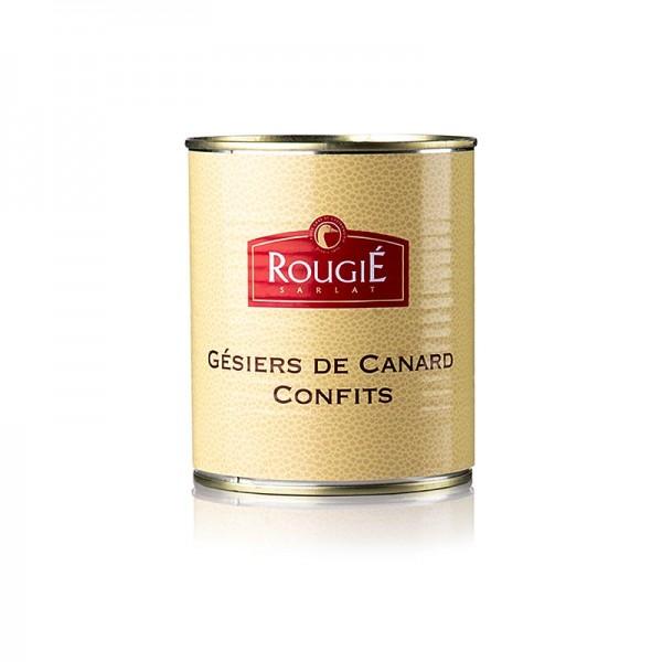 Rougie - Enten-Mägen Confit Gésiers de Canard - Kaumagen