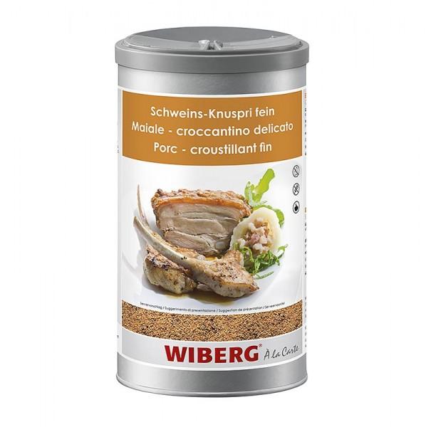 Wiberg - Schweins-Knuspri Gewürzsalz fein