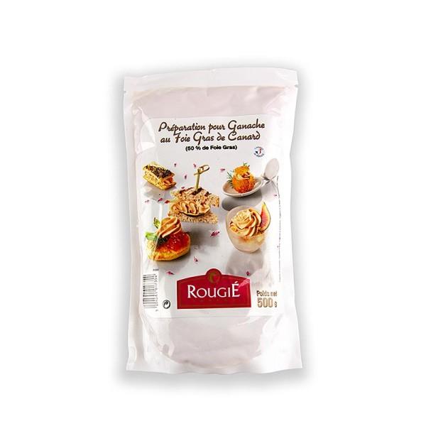 Rougie - Ganache mit Entenstopfleber 50% Rougié