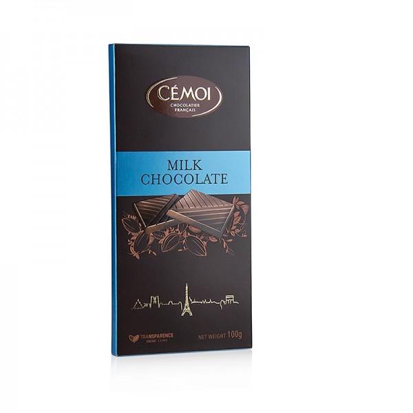 Cemoi Truffes - Schokoladen Tafel - Vollmilch 34% Kakao Cémoi