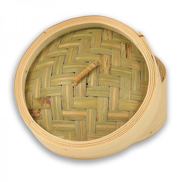 Deli-Vinos Kitchen Accessories - Deckel für Bambusdämpfer ø 13cm außen ø 11cm innen 5 inch