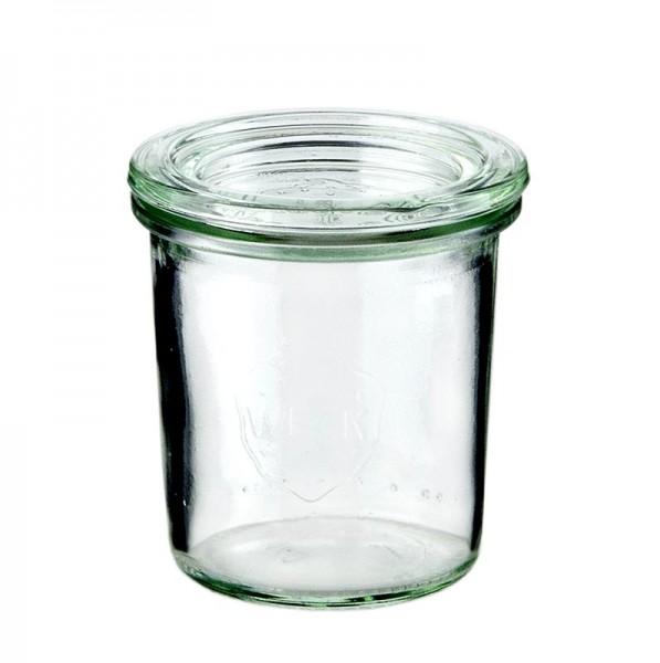 Weck - Mini-Sturzform ø 60mm 70mm hoch 140 ml ohne Klammern u. Gummiring Weck