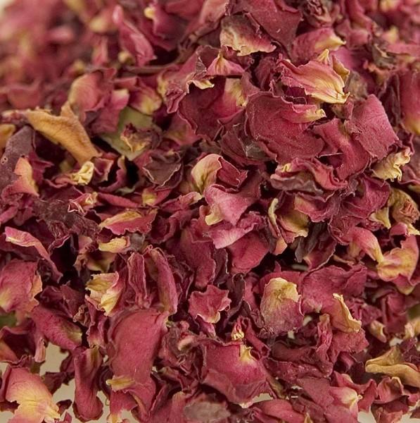 Deli-Vinos Patisserie - Rosenblütenblätter getrocknet