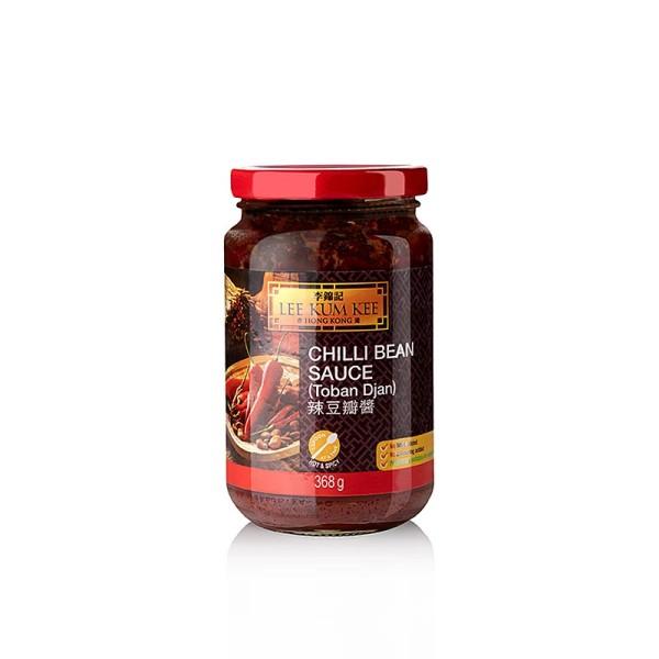 Lee Kum Kee - Sojabohnenpaste/-sauce - Toban Djan hot/scharf