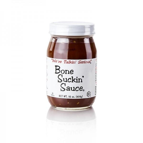 Bone Suckin' - Bone Suckin´ Sauce Regular BBQ Sauce Ford´s Food