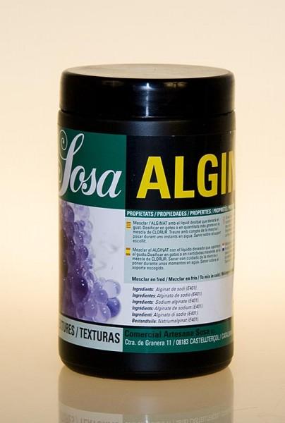 Sosa - Alginato (Natriumalginat) E 401