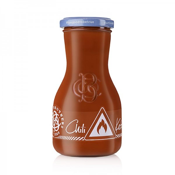 Curtice Brothers - Organic Chili Ketchup Curtice Brothers BIO