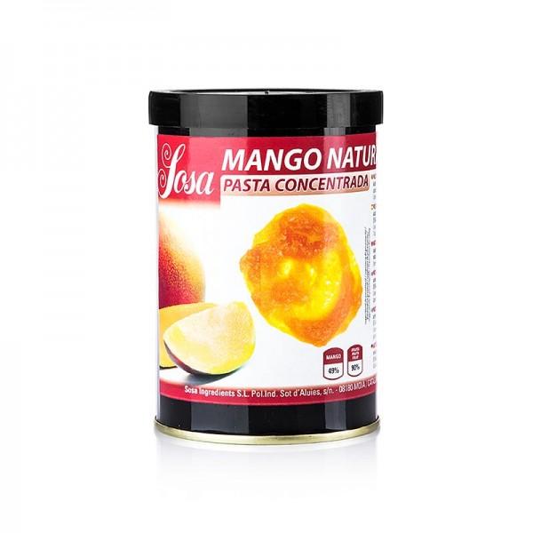 Sosa - Sosa Natürliche Mango Paste(44600110)