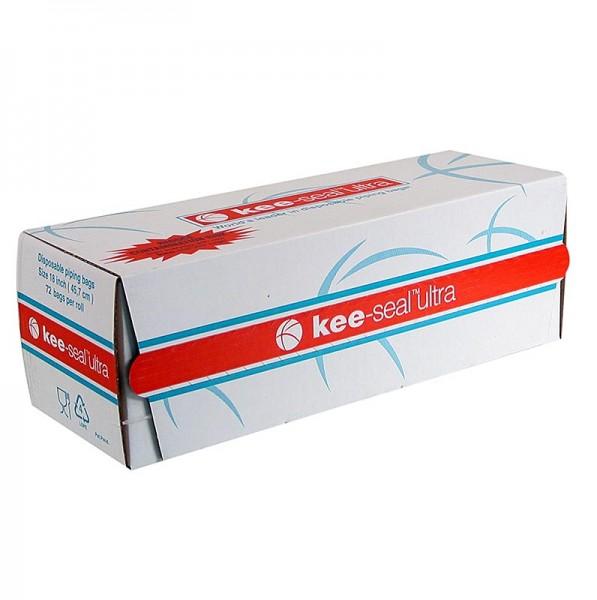 Deli-Vinos Kitchen Accessories - Spritzbeutel Einweg 45cm Kee-Seal ultra extra-griffig Spender