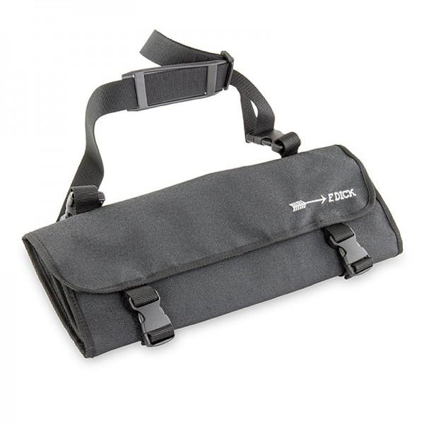 Dick-Messer - Textil-Rolltasche (Messertasche) für 12 Teile Dick
