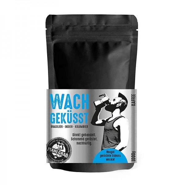 Mahlgrad - Mahlgrad - Wachgeküsst 100% Arabica Kaffee ganze Bohnen