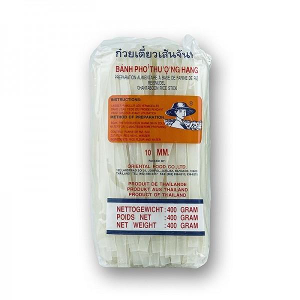 Deli-Vinos Asia - Reis Tagliatelle 10mm breit