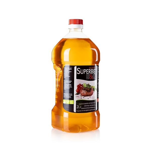Frilette Superbe - Frilette Superbe - Pflanzenöl mit Butteraroma zum Backen und Braten