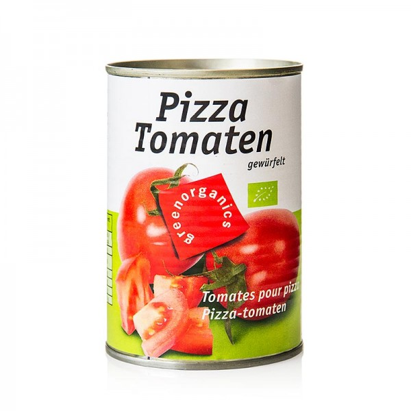 BIO Tropic GmbH - Tomaten Stücke Green Organic BIO