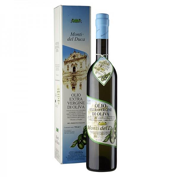Caroli - Natives Olivenöl Extra Caroli Auslese Monti del Duca zart fruchtig