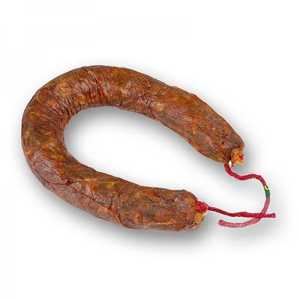 Bos Food - BOS FOOD - Chorizo Heradura Picante hufeisenförmig vom Iberico Schwein