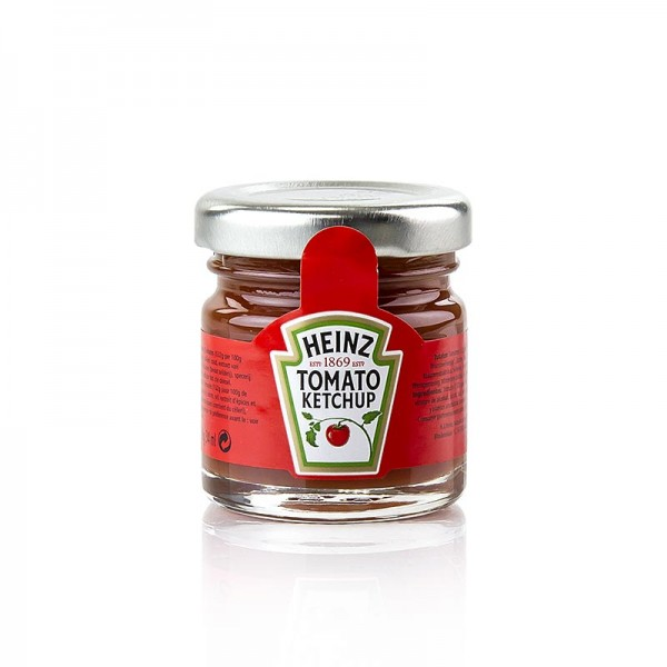 Heinz - Heinz Tomato Ketchup Portions-Gläser