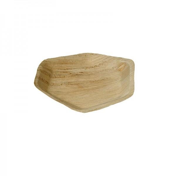 Naturesse - Naturesse Palmblatt Bowle (Schale) 6eckig Ø24x2.5cm