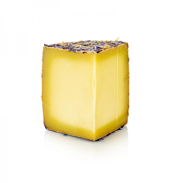 Kleine Alpenblüte - Kaeskuche - Kleine Alpenblüte Kuhmilch Käse 6 Monate gereift