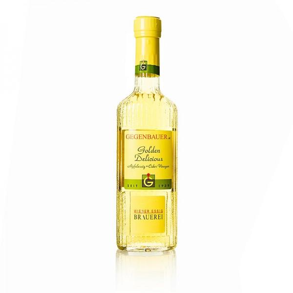 Gegenbauer Essige - Frucht-Essig Golden Delicious Apfelessig 5% Säure
