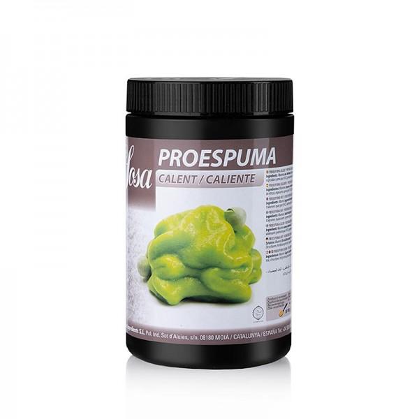 Sosa - Pro Espuma für heiße Espumas