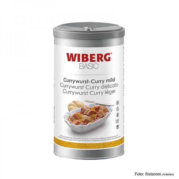 Wiberg - BASIC Currywurst Curry mild Gewürzmischung