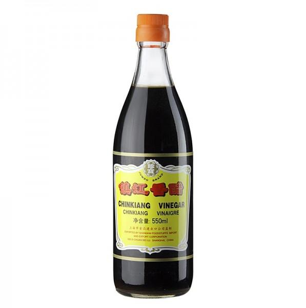 Chinkiang - Schwarzer Reis Essig - Chinkiang Vinegar 5.5% Säure China