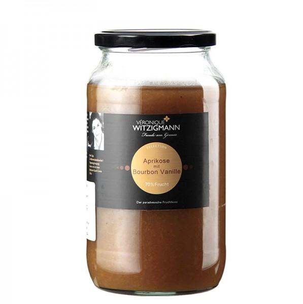 Veronique Witzigmann - Aprikose mit Bourbon Vanille - Fruchtaufstrich