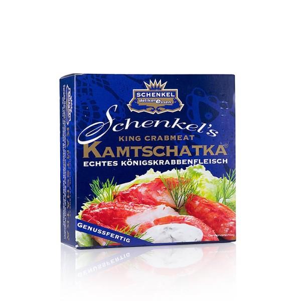 Schenkel - Königskrabbenfleisch Kamtschatka