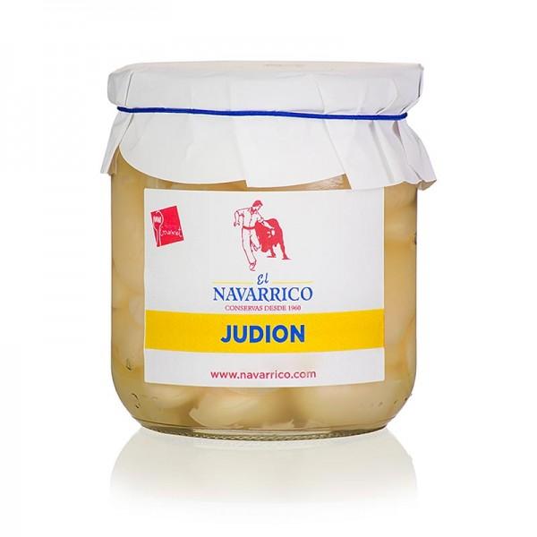El Navarrico - Riesenbohnen Judion weiß Navarrico