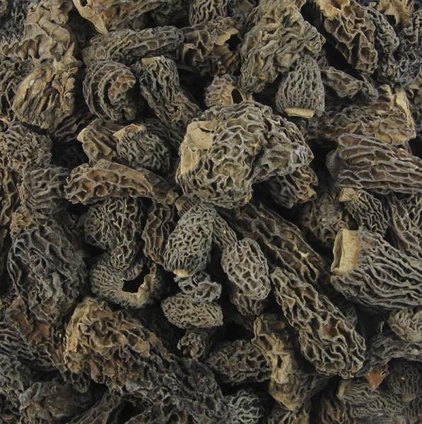 Deli-Vinos Mushrooms - Spitzmorchel-Köpfe Specials ab ø 3cm