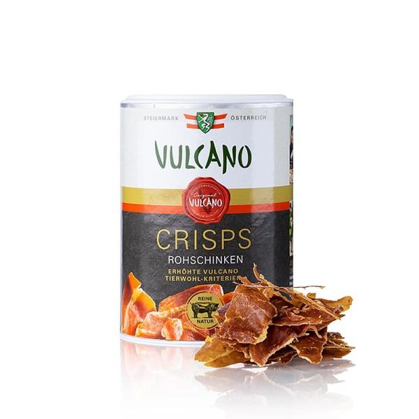 Vulcano - VULCANO Crisps Rohschinken - Chips