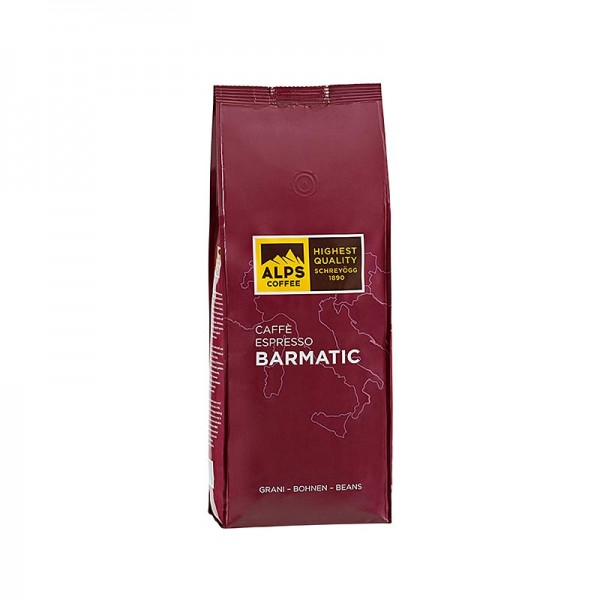Schreyögg Kaffee - Schreyögg Kaffee Caffè Espresso Barmatic ganze Bohnen