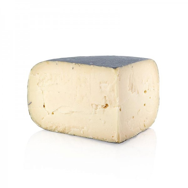 Schwarze Gaiss - Kaeskuche - Schwarze Gaiss Käse aus Ziegenmilch 8 Monate gereift