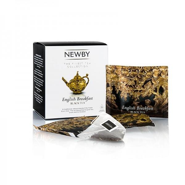 Newby Tea - Newby Tea English Breakfast schwarzer Tee