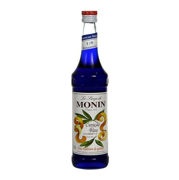 Monin - Curasao blau-Sirup