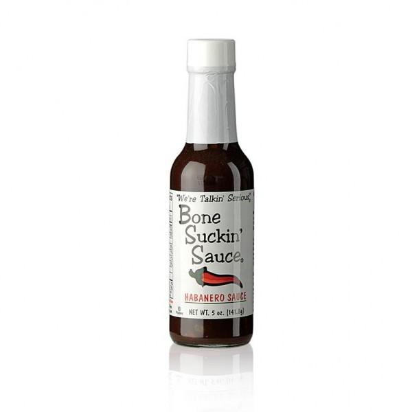 Bone Suckin' - Bone Suckin´ Sauce Habanero BBQ Sauce (Hiccuppin-Hot) Ford´s Food