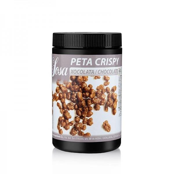 Sosa - Peta Crispy (Knallbrause) mit Milchschoko-Ummantelung
