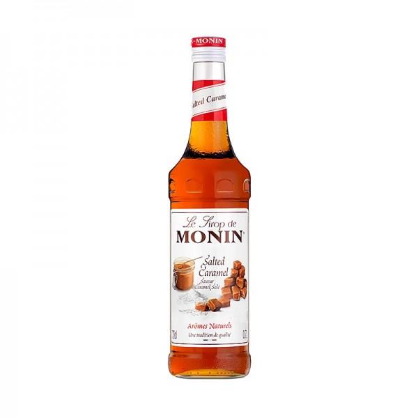 Monin Sirup - Monin Salty Caramel Sirup 1:8 700ml
