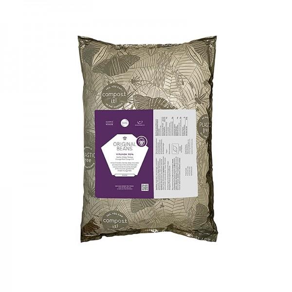 Original Beans - Edel Weiß Dom. Rep. 37% Weiße Couverture Callets Original Beans BIO