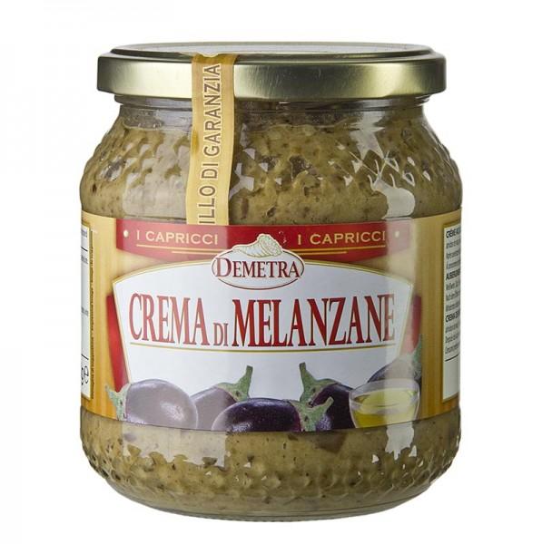 Demetra - Auberginencreme - Capriccio Melanzane Demetra
