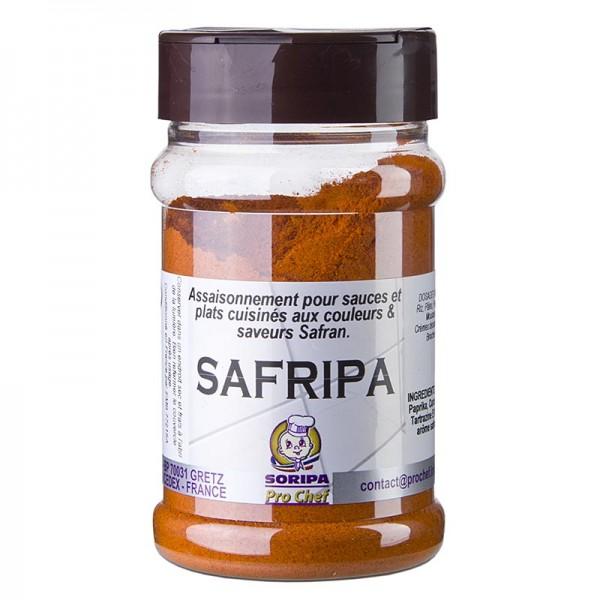 Soripa - Safripa - Safran-Aroma-Mischung mit Paprika und Curcuma