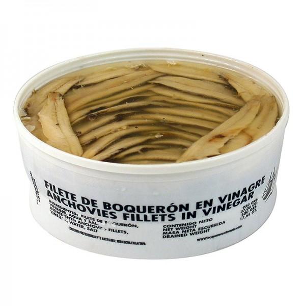 Boqueron - Sardellenfilets in Essiglake weiß