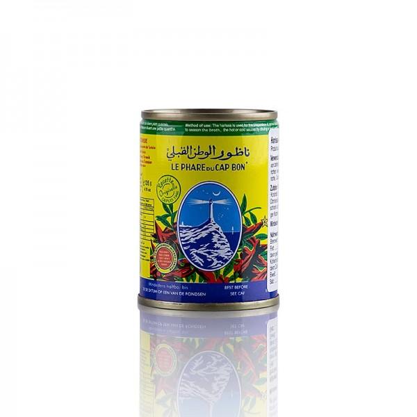 El Manara de Djerba - Harissa - Paste aus scharfen Peperoni Knoblauch Kräutern und Gewürzen