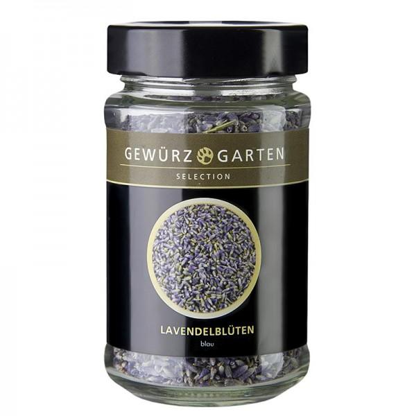 Gewürzgarten Selection - Gewürzgarten Lavendelblüten getrocknet 25g Glas