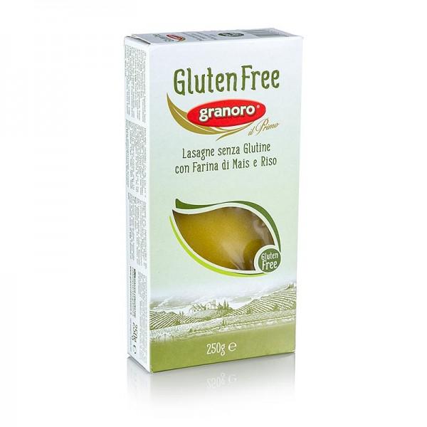 Granoro - Granoro Lasagne mit Mais & Reis glutenfrei