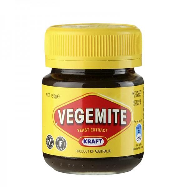 Vegemite - Vegemite - konzentriertes Hefeextrakt Würzpaste als Brotaufstrich Kraft Foods