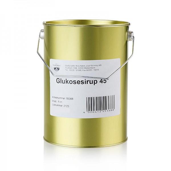Grafschafter - Glukosesirup 45° - Bonbonsirup