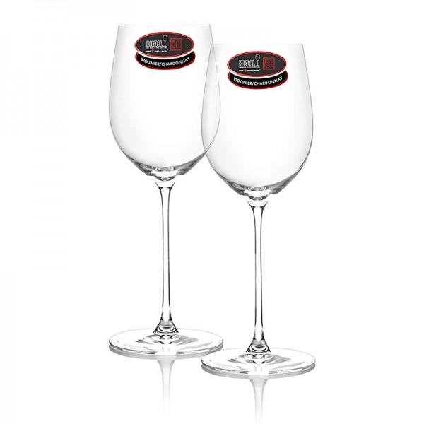Riedel Veritas - Riedel Veritas Glas - Viognier/Chardonnay (6449/05) im Geschenkkarton